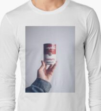 The famous tomato soup campbells Long Sleeve T-Shirt