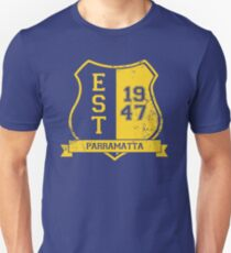 Parramatta Rugby League: Established Shield T-Shirt