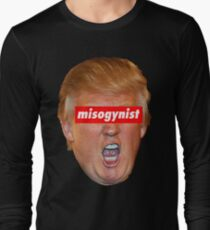 trump misogynist T-Shirt