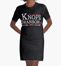 Knope Swanson 2020 Graphic T-Shirt Dress