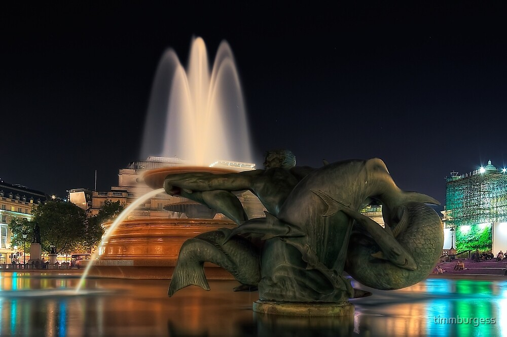 Fountain by timmburgess