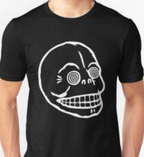 "Cheap Monday's ""Hypno Skull Cap"" (black) Unisex T-Shirt"