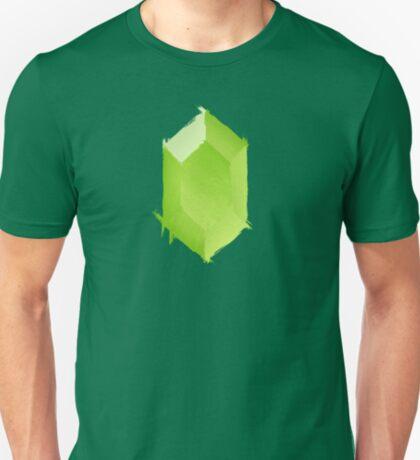Green Rupee Paint T-Shirt