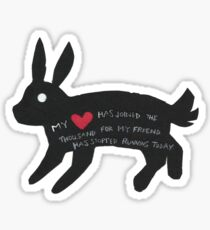 Watership Down: The Thousand Sticker