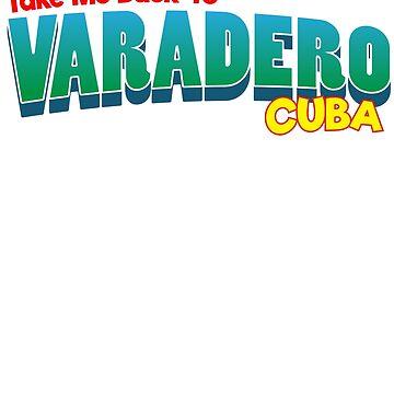 Bring mich zurück nach Varadero Kuba von TheFlying6