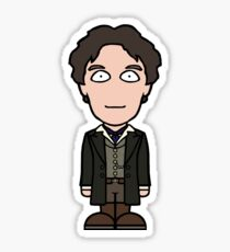Time War Eighth Doctor Sticker