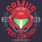 Pest Control Services by Adho1982
