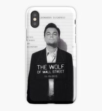 Leonardo Di Caprio - The Wolf of Wall Street iPhone Case/Skin