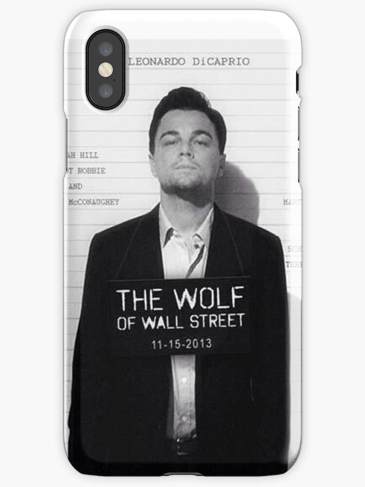 Leonardo Di Caprio - The Wolf of Wall Street by Arjan Schuurman