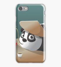 Goofy Panda iPhone Case/Skin
