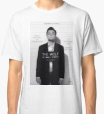 Leonardo Di Caprio - The Wolf of Wall Street Classic T-Shirt