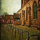 St Helens church, Fish St. Worcester by Lissywitch