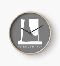 Bruder Klaus Logo - Zumthor Clock