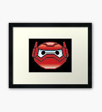Robot in Disguise Framed Print