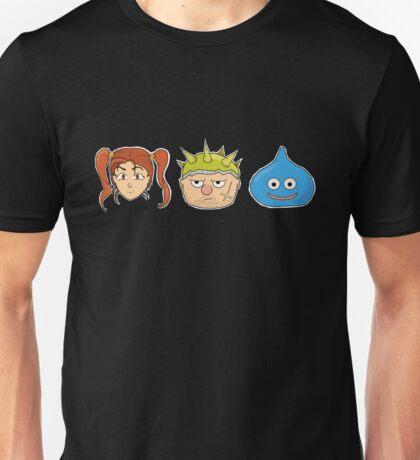 Jessica, Yangus, Slime (Dragon Quest) Unisex T-Shirt