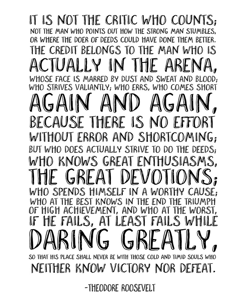 """Women Arena Quotes: """"Motivational Quote, Quote Print Printable Art, Office"""