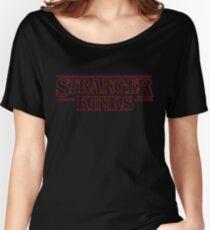 Stranger Kinks Women's Relaxed Fit T-Shirt