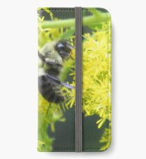 Working Bumble Bee iPhone Wallet/Case/Skin