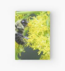 Working Bumble Bee Hardcover Journal