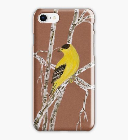 Goldfinch from Amphai iPhone Case/Skin