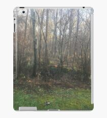 Scary Forest iPad Case/Skin