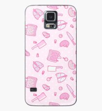 Sweet Yandere (Pink) Case/Skin for Samsung Galaxy