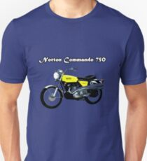 Norton Commando 750 Unisex T-Shirt