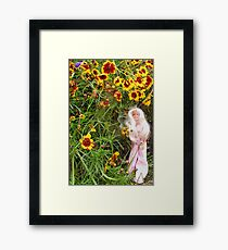 Floral dream Framed Print