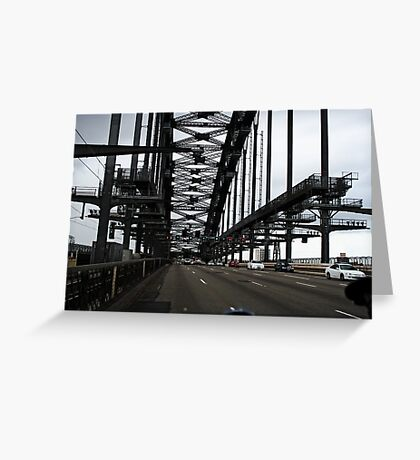Sydney Harbour Brigde #2 Greeting Card