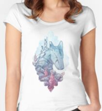 The First Foxdragon Women's Fitted Scoop T-Shirt