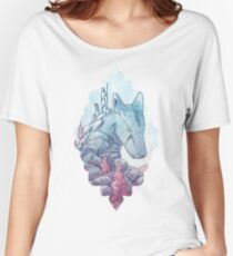 The First Foxdragon Women's Relaxed Fit T-Shirt