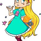 Star butterfly by KetchupEArte