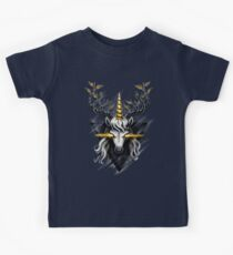 Deer Unicorn Kids Tee
