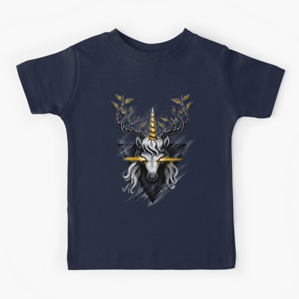 Deer Unicorn Kids T-Shirt