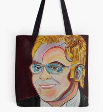 Sir Elton Tote Bag