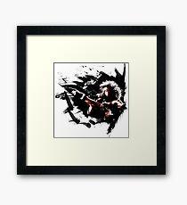 Rage Against the Machine Framed Print