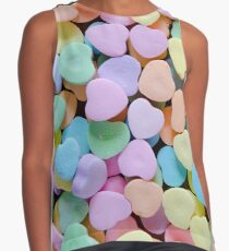 Candies Contrast Tank