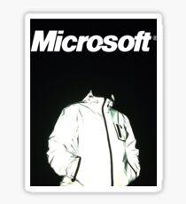 Microsoft Sticker