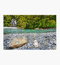 New Zealand Landscape 4 Photographic Print