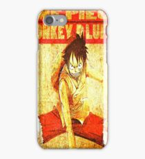 anime - luffy iPhone Case/Skin