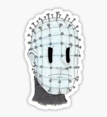 Pinhead Sticker