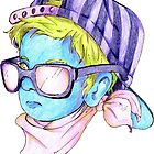 Cool Baby by MinosArt