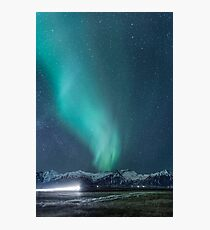 Flash In The Night Photographic Print
