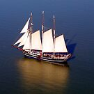 We are sailing. by Bob Martin