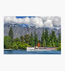 New Zealand Landscape 9 Photographic Print