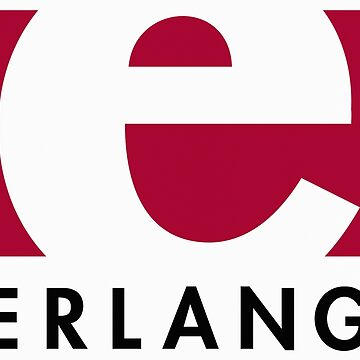 Erlang programming language logo by UnitShifter