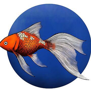 Goldfish by onibug
