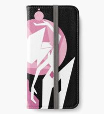 Vinilo o funda para iPhone Diamante rosado