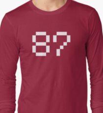 Kamen Rider Ex-Aid 87 Cosplay Tee  Long Sleeve T-Shirt