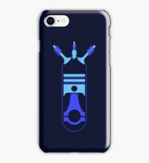Combustion Chamber  iPhone Case/Skin